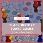 Black History Board Games for the Whole Family