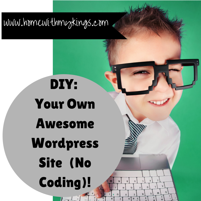 DIY_ Your Own Awesome WordPress Site