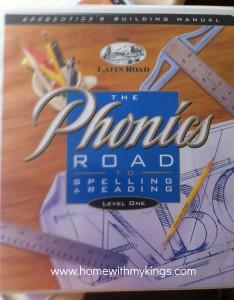 Phonics Road