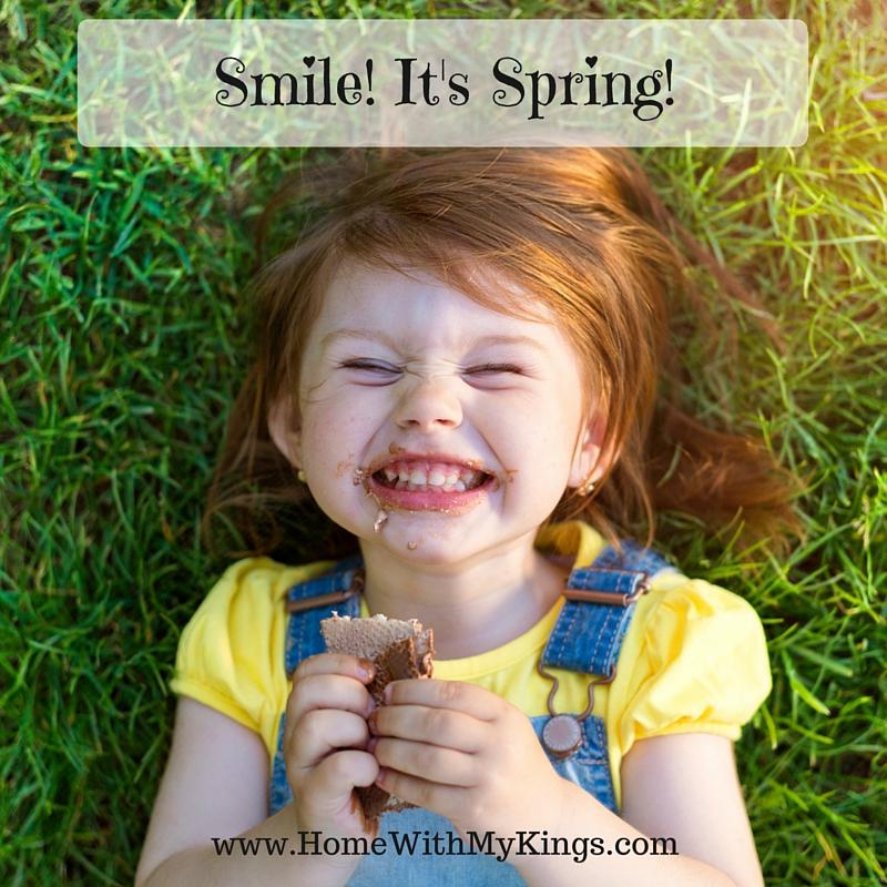 Smile!It's Spring