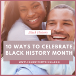 Celebrate Black History Month – 2016!