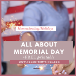 All About Memorial Day (for Kids)