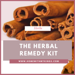 Herbal Remedy Kit