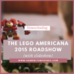The LEGO Americana Road Show 2015 (Slideshow)